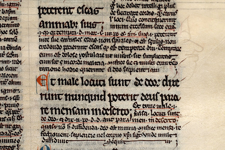 Paris, Bibl. Mazarine, ms. 0211, f. 110