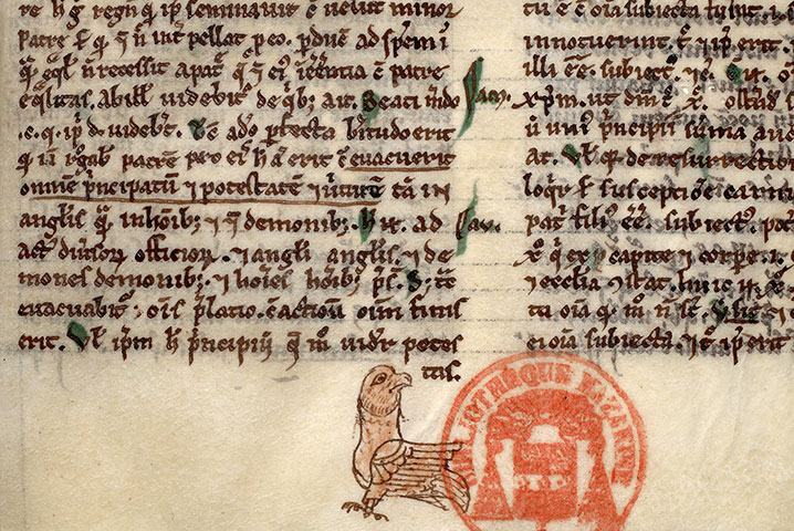Paris, Bibl. Mazarine, ms. 0258, f. 040