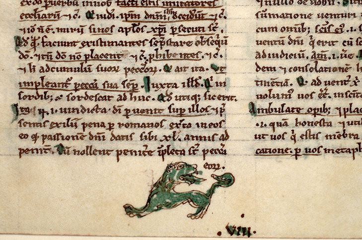 Paris, Bibl. Mazarine, ms. 0258, f. 069v