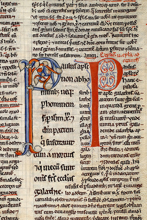 Paris, Bibl. Mazarine, ms. 0262, f. 113