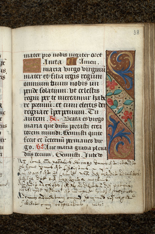 Paris, Bibl. Mazarine, ms. 0508, f. 038