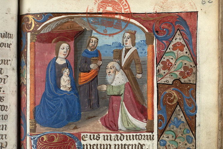 Paris, Bibl. Mazarine, ms. 0508, f. 062