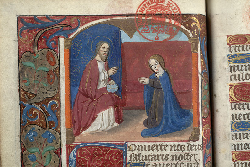 Paris, Bibl. Mazarine, ms. 0508, f. 072v