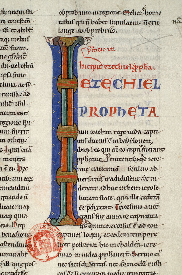 Paris, Bibl. Mazarine, ms. 0047, f. 062