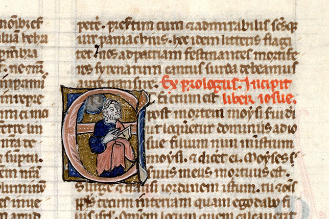 Paris, Bibl. Mazarine, ms. 0020, f. 071