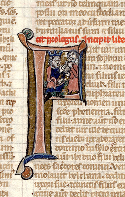 Paris, Bibl. Mazarine, ms. 0020, f. 091