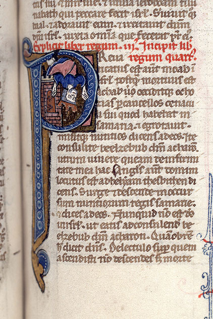 Paris, Bibl. Mazarine, ms. 0020, f. 126