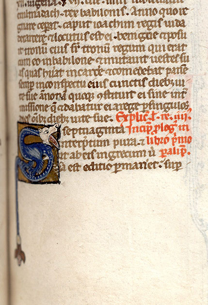 Paris, Bibl. Mazarine, ms. 0020, f. 137