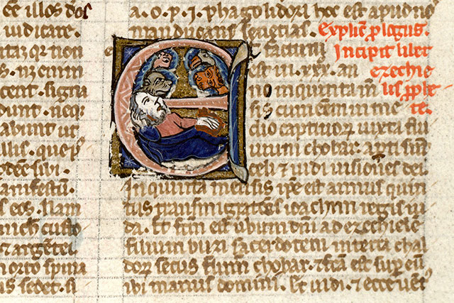 Paris, Bibl. Mazarine, ms. 0020, f. 295