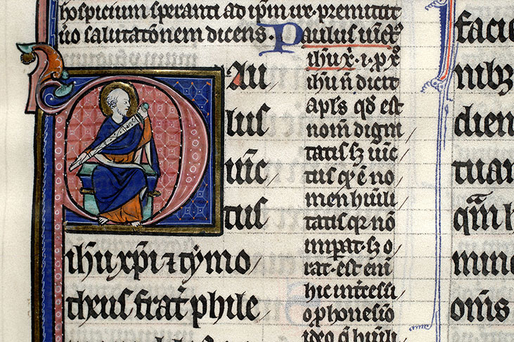 Paris, Bibl. Mazarine, ms. 0264, f. 241