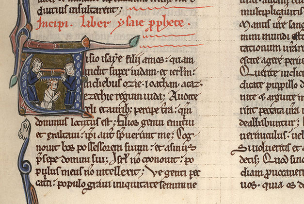Paris, Bibl. Mazarine, ms. 0026, f. 136