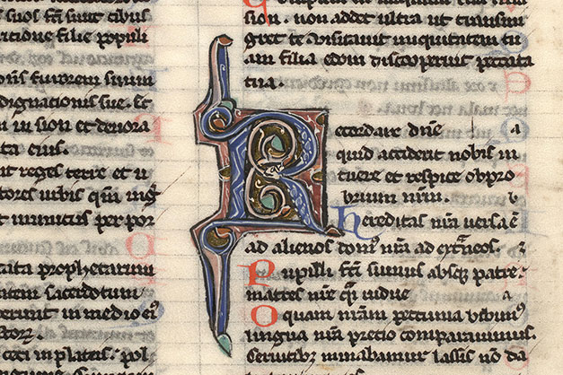 Paris, Bibl. Mazarine, ms. 0026, f. 185v