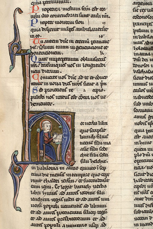 Paris, Bibl. Mazarine, ms. 0026, f. 186