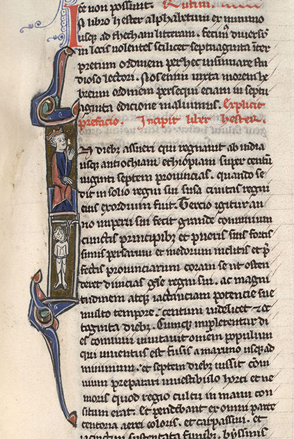 Paris, Bibl. Mazarine, ms. 0026, f. 257