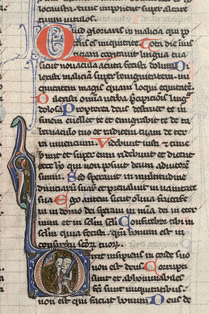 Paris, Bibl. Mazarine, ms. 0026, f. 284