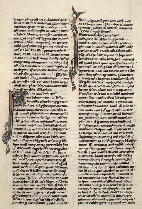 Paris, Bibl. Mazarine, ms. 0026, f. 488