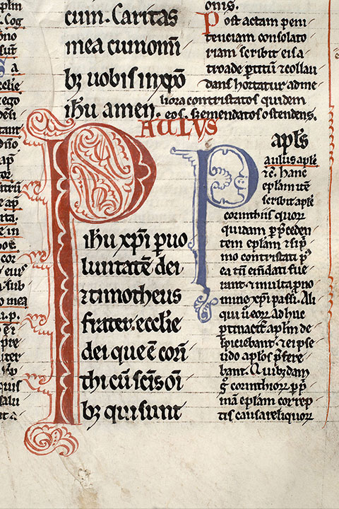 Paris, Bibl. Mazarine, ms. 0265, f. 104