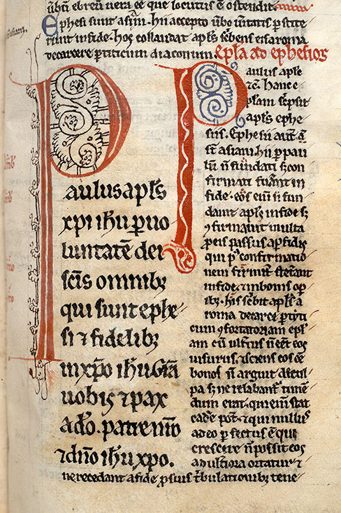 Paris, Bibl. Mazarine, ms. 0265, f. 149