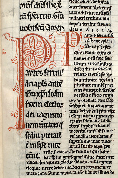 Paris, Bibl. Mazarine, ms. 0265, f. 206