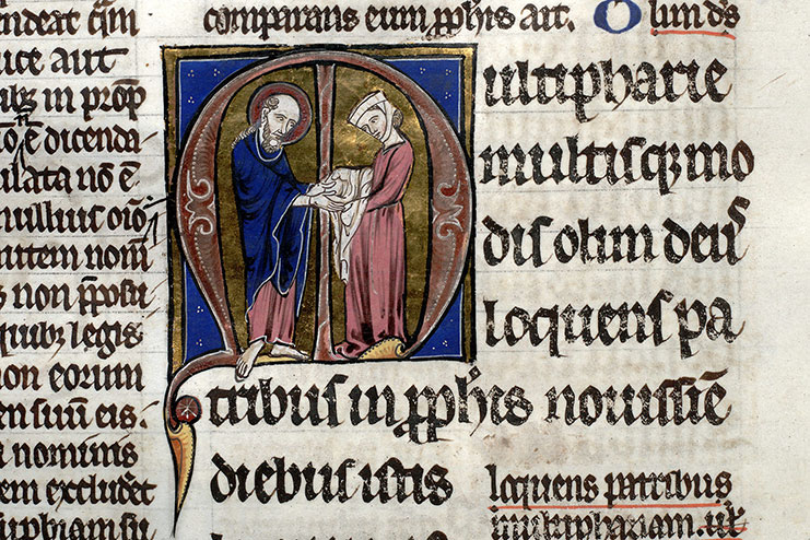 Paris, Bibl. Mazarine, ms. 0266, f. 274v