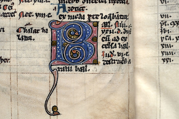 Paris, Bibl. Mazarine, ms. 0282, f. 027v