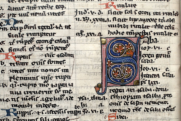 Paris, Bibl. Mazarine, ms. 0282, f. 319v