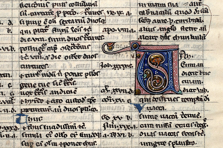 Paris, Bibl. Mazarine, ms. 0282, f. 391