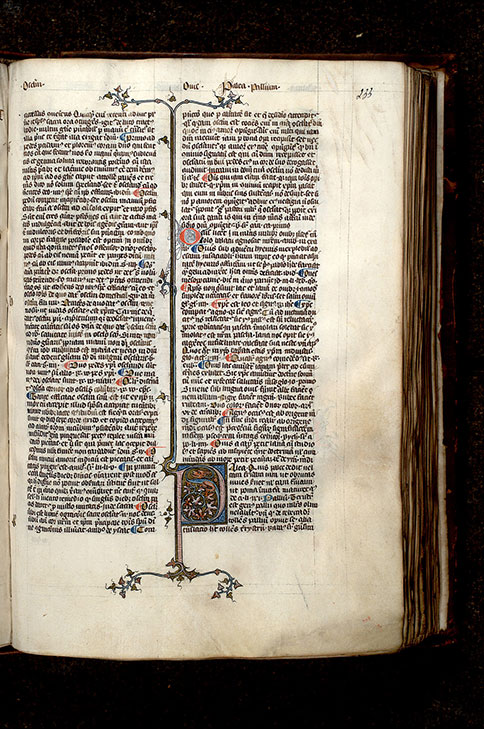 Paris, Bibl. Mazarine, ms. 0287, f. 233