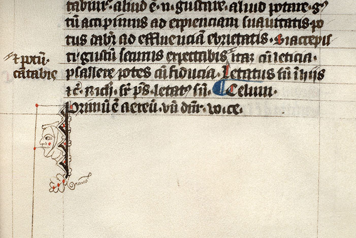 Paris, Bibl. Mazarine, ms. 0288, f. 058
