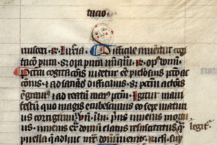 Paris, Bibl. Mazarine, ms. 0288, f. 064