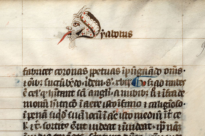 Paris, Bibl. Mazarine, ms. 0288, f. 095