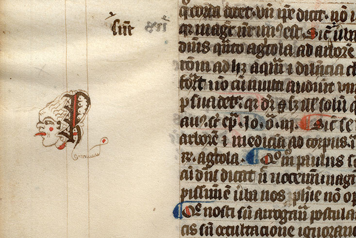 Paris, Bibl. Mazarine, ms. 0288, f. 103v
