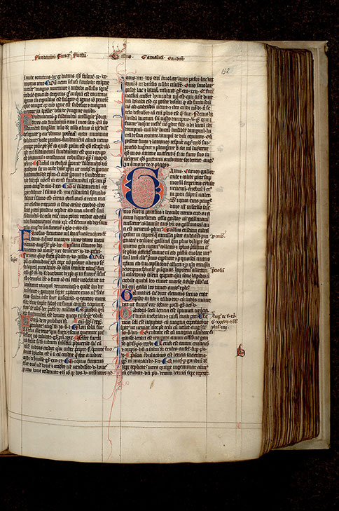 Paris, Bibl. Mazarine, ms. 0288, f. 132