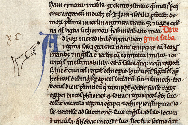 Paris, Bibl. Mazarine, ms. 0304, f. 070v