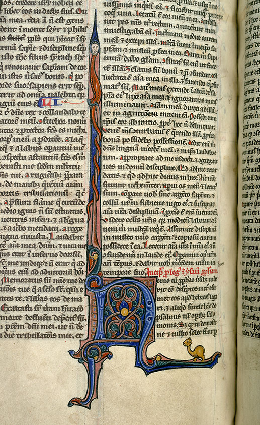 Paris, Bibl. Mazarine, ms. 0013, f. 289v