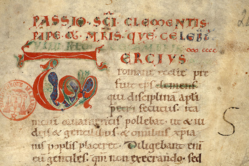 Paris, Bibl. Mazarine, ms. 1711, f. 248