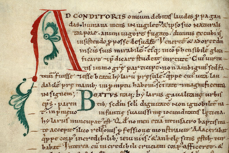 Paris, Bibl. Mazarine, ms. 1711, f. 042v