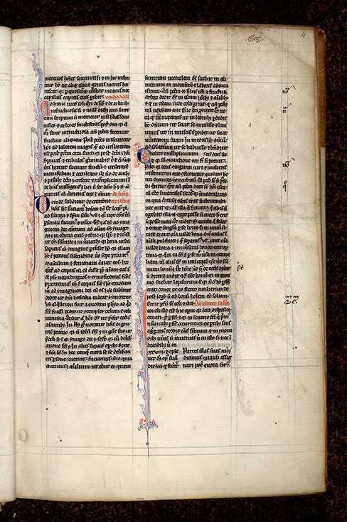 Paris, Bibl. Mazarine, ms. 0307, f. 004