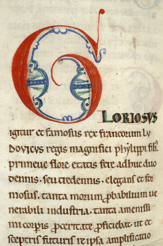 Paris, Bibl. Mazarine, ms. 2013, f. 232v