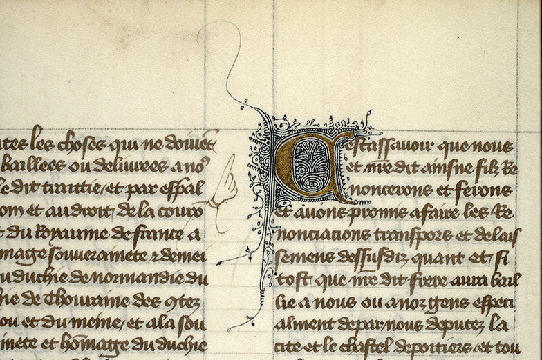 Paris, Bibl. Mazarine, ms. 2029, f. 210
