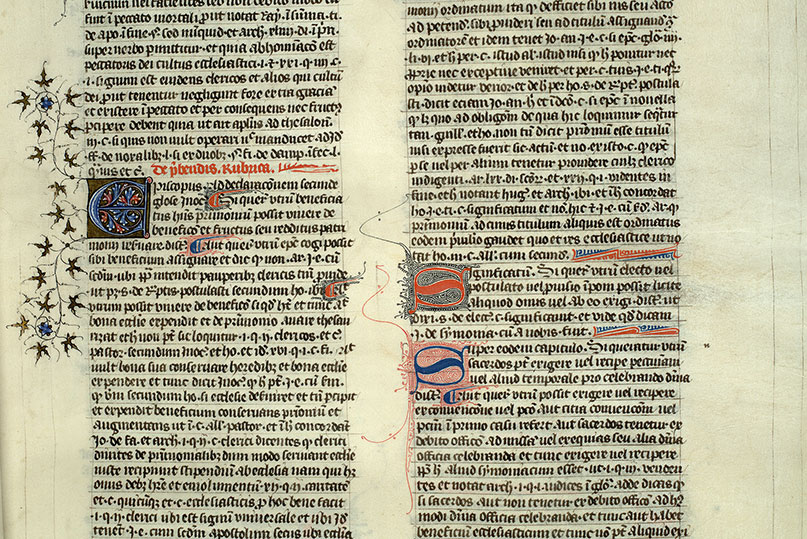 Paris, Bibl. Mazarine, ms. 1334, f. 011