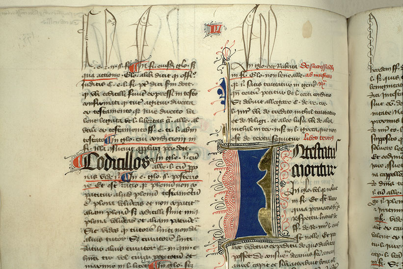 Paris, Bibl. Mazarine, ms. 1412, f. 133v