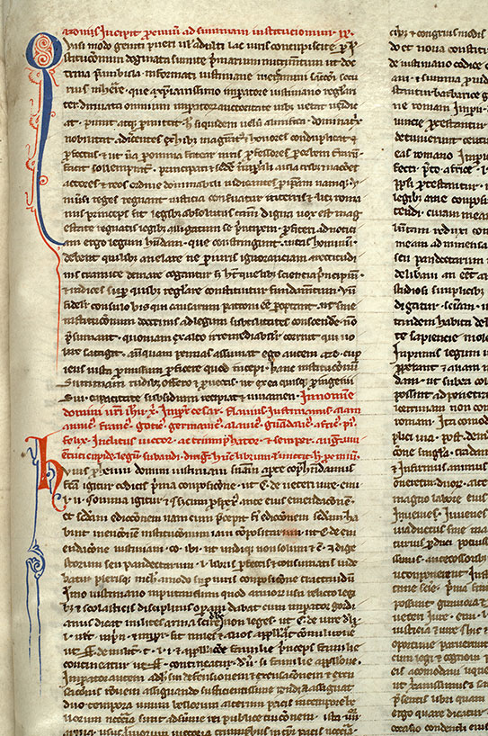 Paris, Bibl. Mazarine, ms. 1411, f. 120