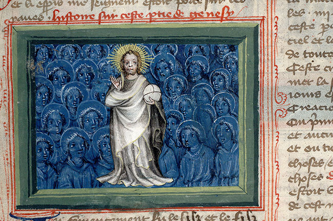 Paris, Bibl. Mazarine, ms. 0313, f. 003v