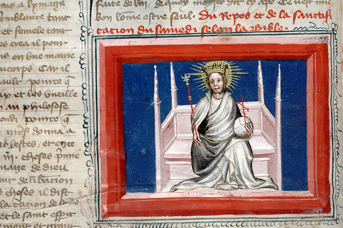 Paris, Bibl. Mazarine, ms. 0313, f. 006v