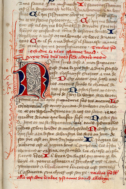 Paris, Bibl. Mazarine, ms. 0313, f. 230