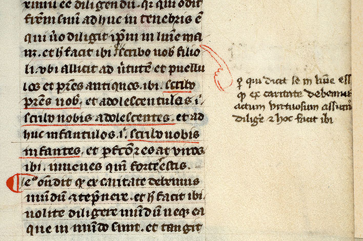 Paris, Bibl. Mazarine, ms. 0318, f. 106