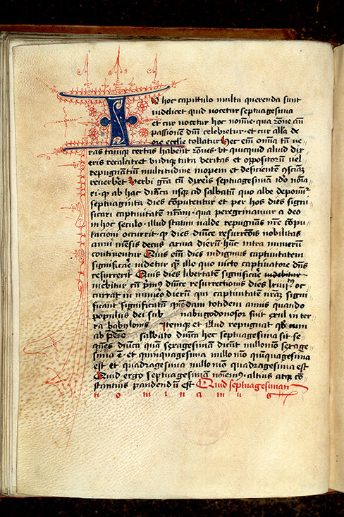 Paris, Bibl. Mazarine, ms. 0335, f. 057v