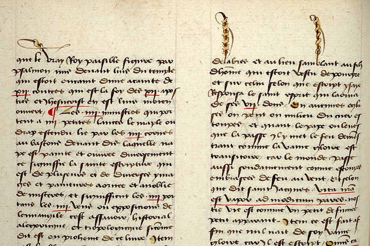 Paris, Bibl. Mazarine, ms. 0338, f. 094v