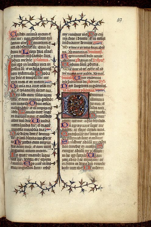 Paris, Bibl. Mazarine, ms. 0341, f. 163